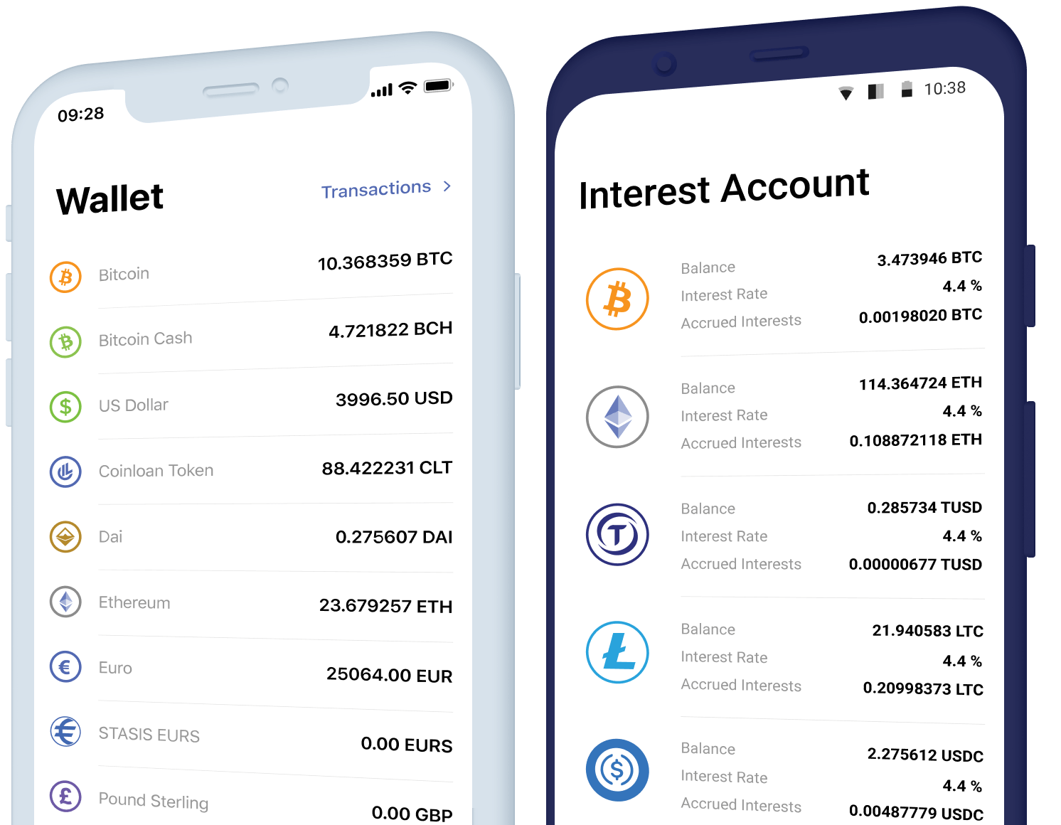 Get Our Mobile App CoinLoan